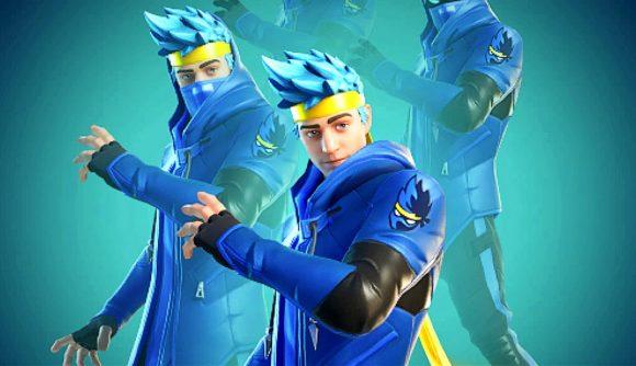 Fortnite Ninja skin