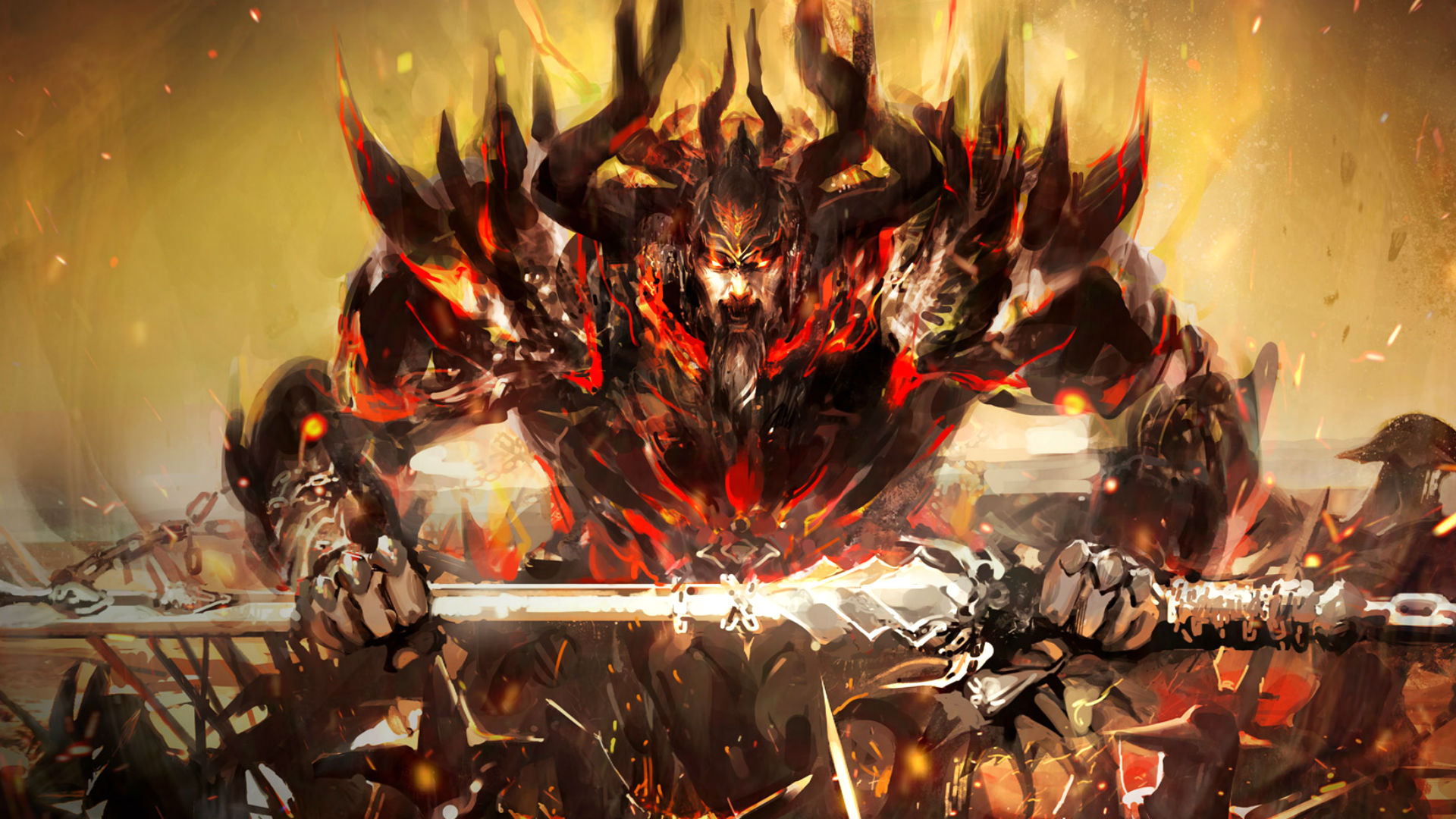 How would an RTS commander fare in Guild Wars 2: The Icebrood Saga?