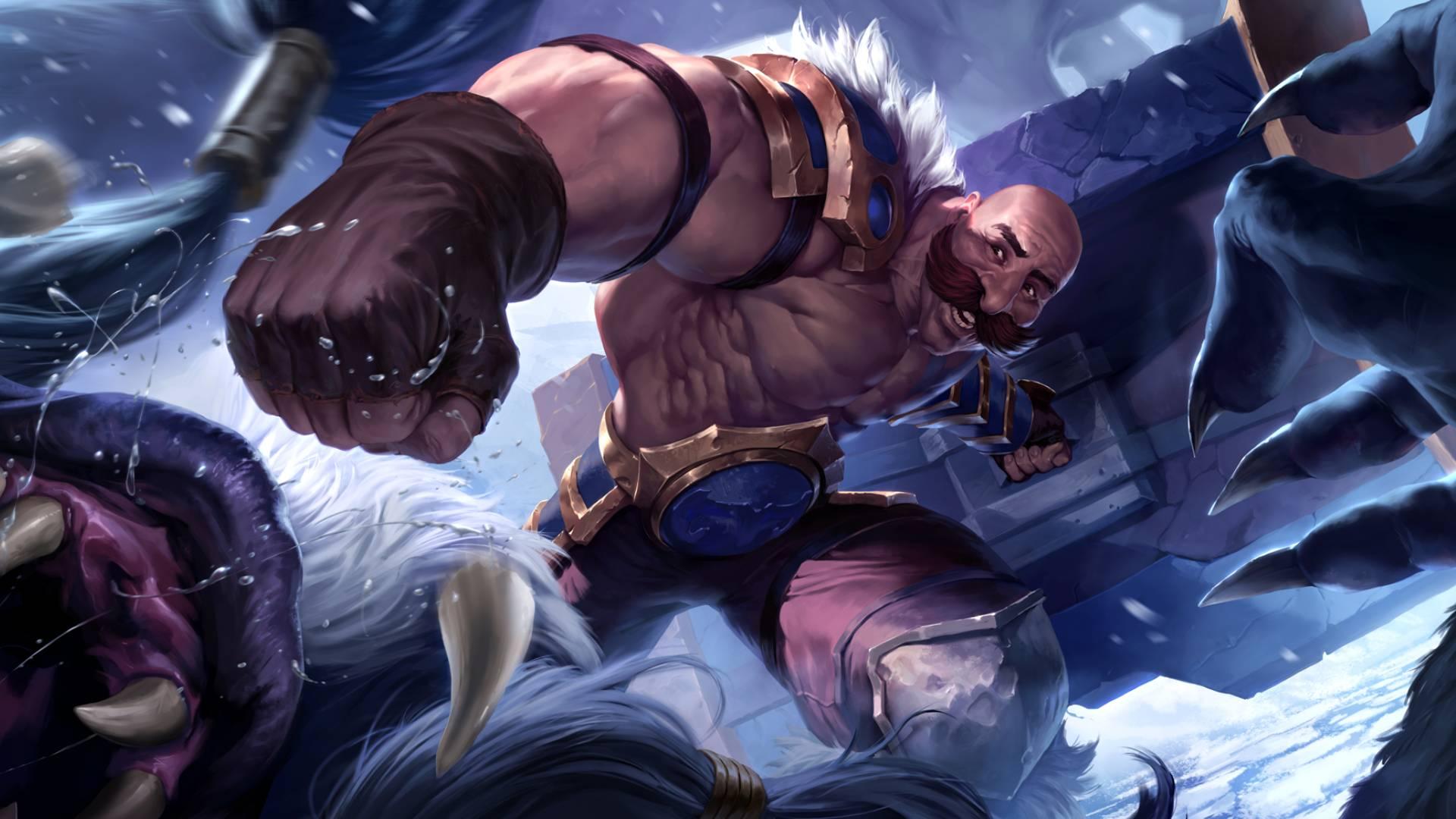 Legends Of Runeterra Tier List The Best And Worst Champions Pcgamesn
