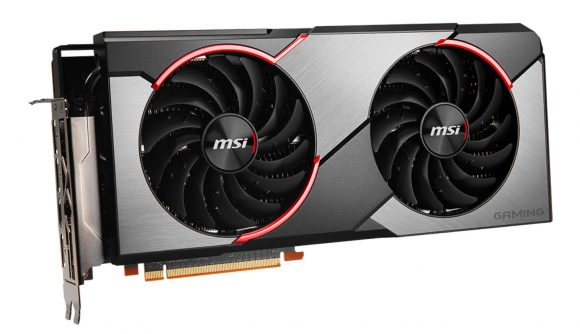 MSI RX 5600 XT Gaming X