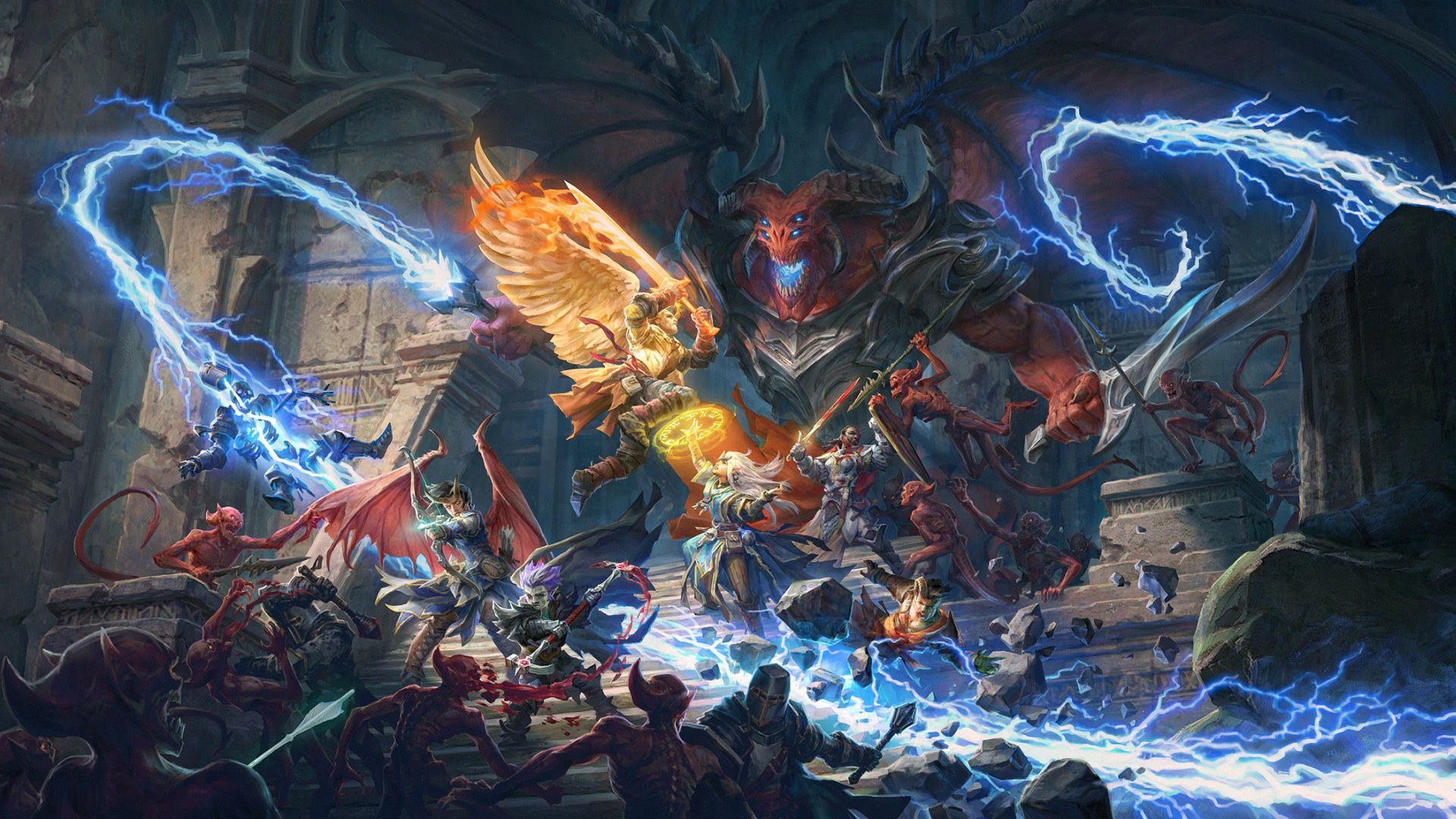 "Pathfinder: Wrath of the Righteous ""should feel like the tabletop"""