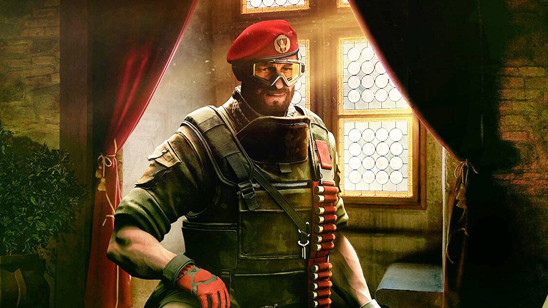 Rainbow Six Siege TS update includes big nerfs (every gun, Maestro) and buffs (Ela, Dokkaebi)