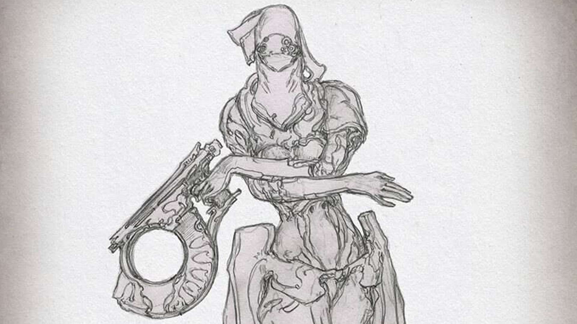 The next Warframe is Odalisk – here's an early look at her abilities