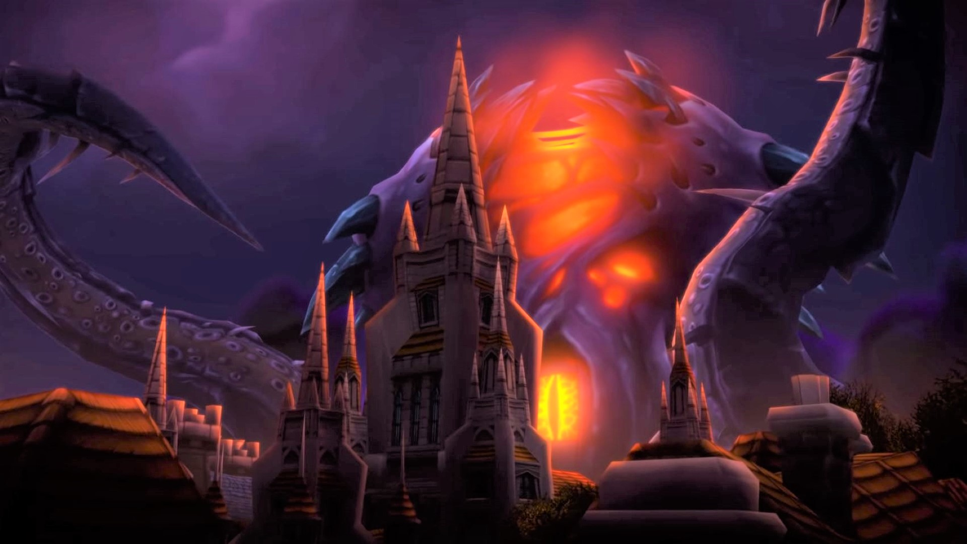 WoW's new patch Visions of N'Zoth will corrupt your allies – and make you kill them