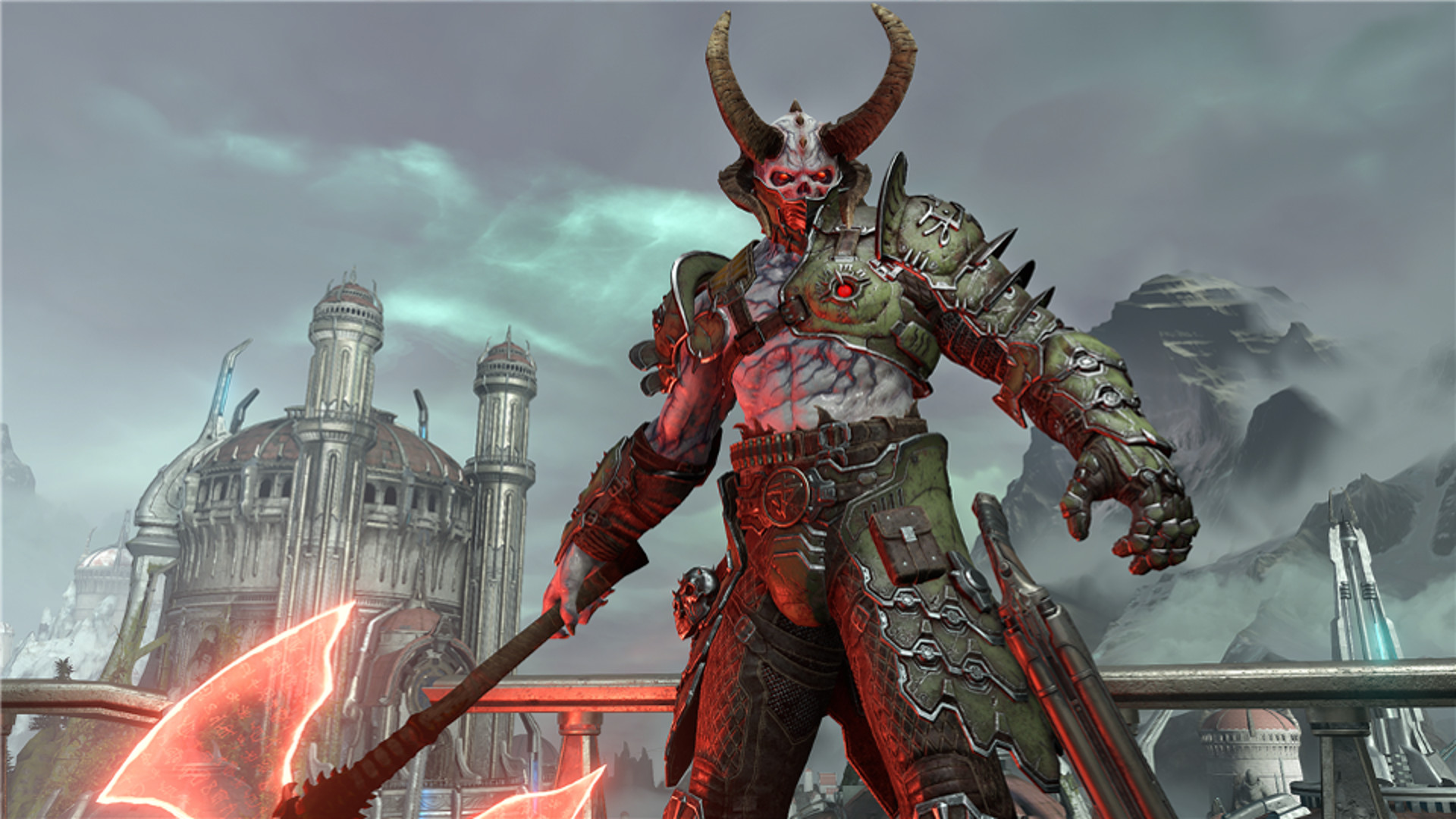 You can run Doom Eternal at 1000 FPS, if your hardware can handle it