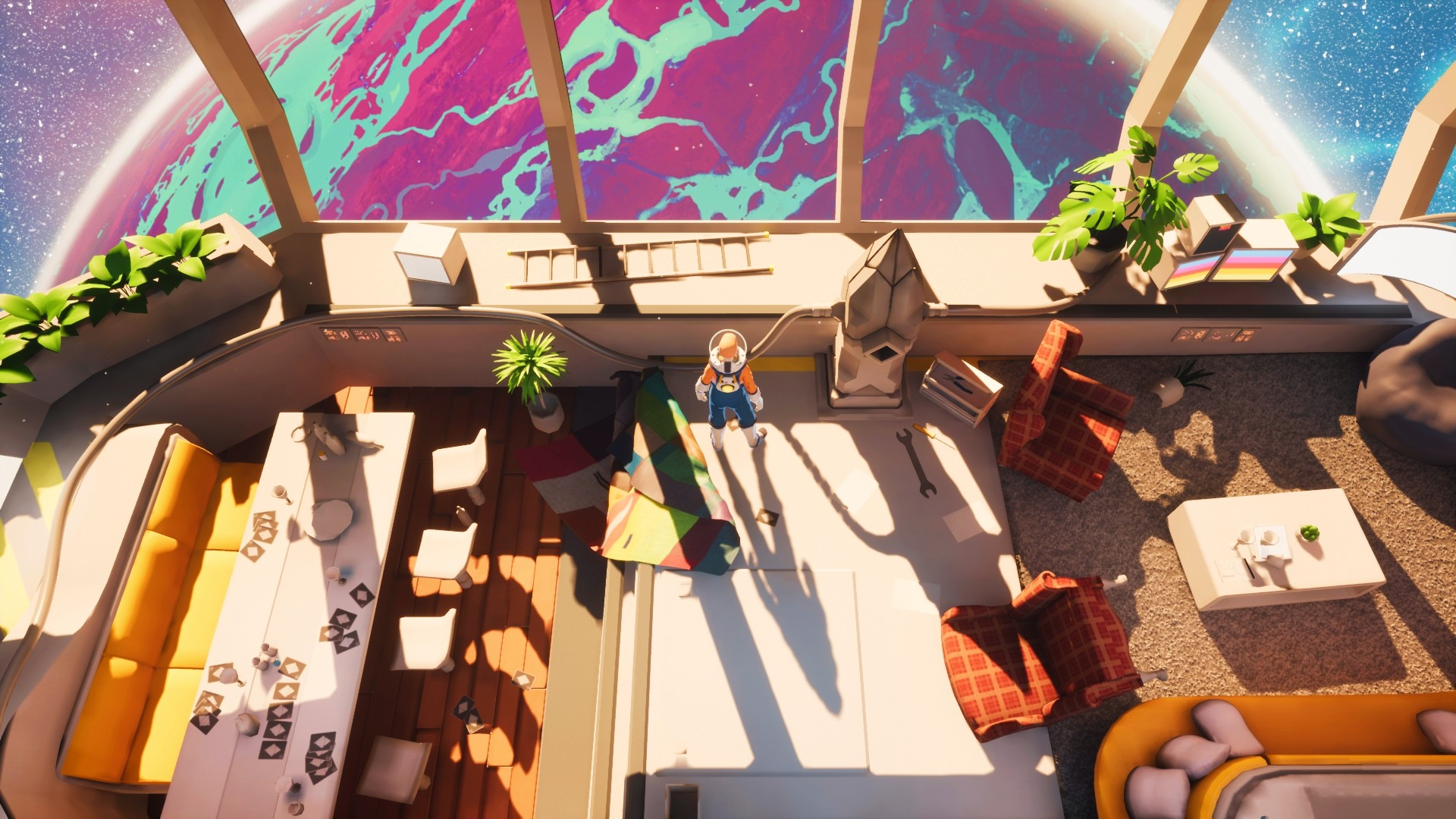 Making it in Unreal: how indie puzzle game Filament makes space feel cosy