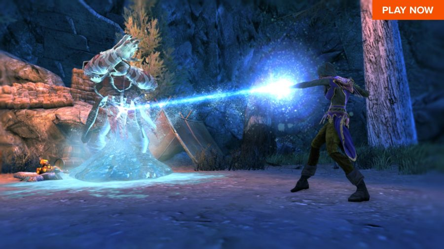 Neverwinter, one of the best free PC games