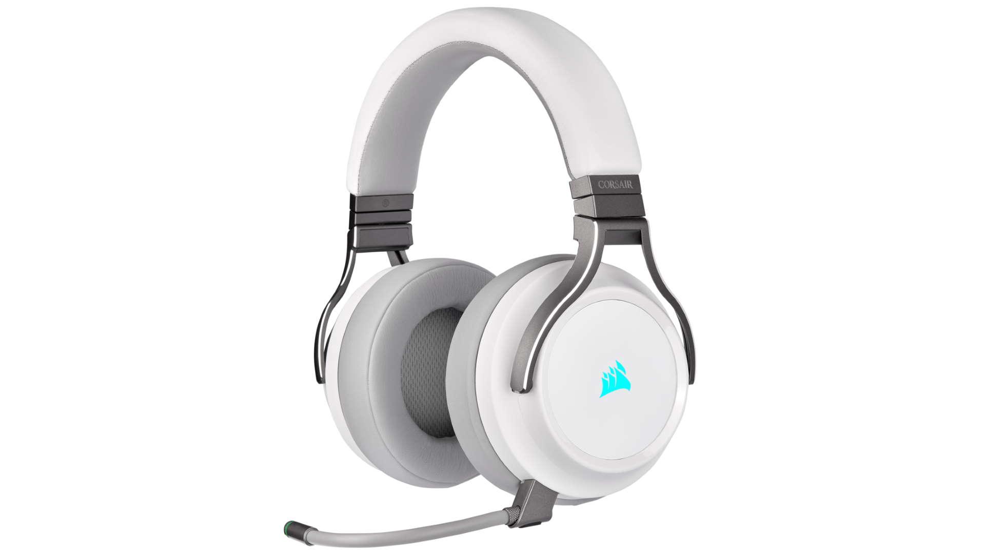 Corsair Virtuoso Rgb Wireless Gaming Headset Review Stunning Build Quality Sound Pcgamesn