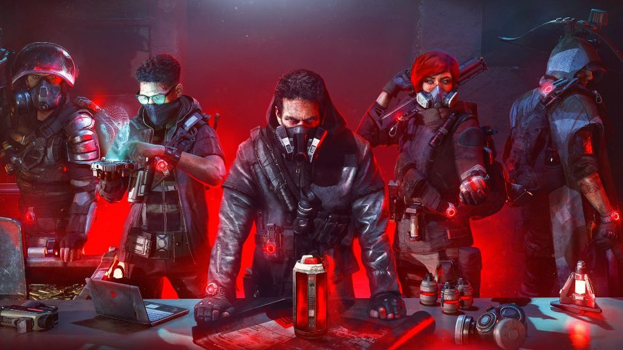 The Division 2 Warlords of New York Aaron Keener