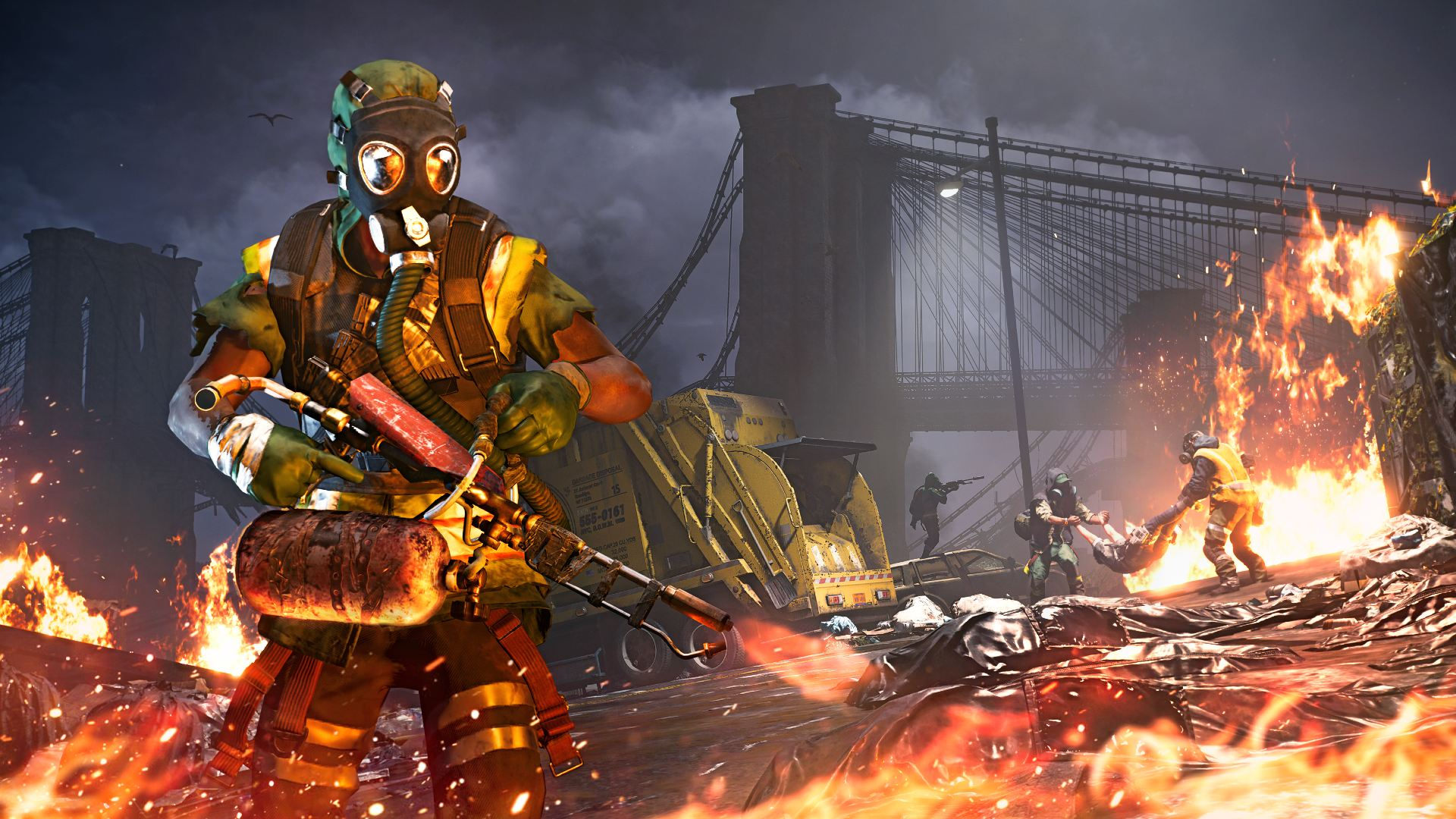 The Division 2 expansion 'Warlords of New York' announced