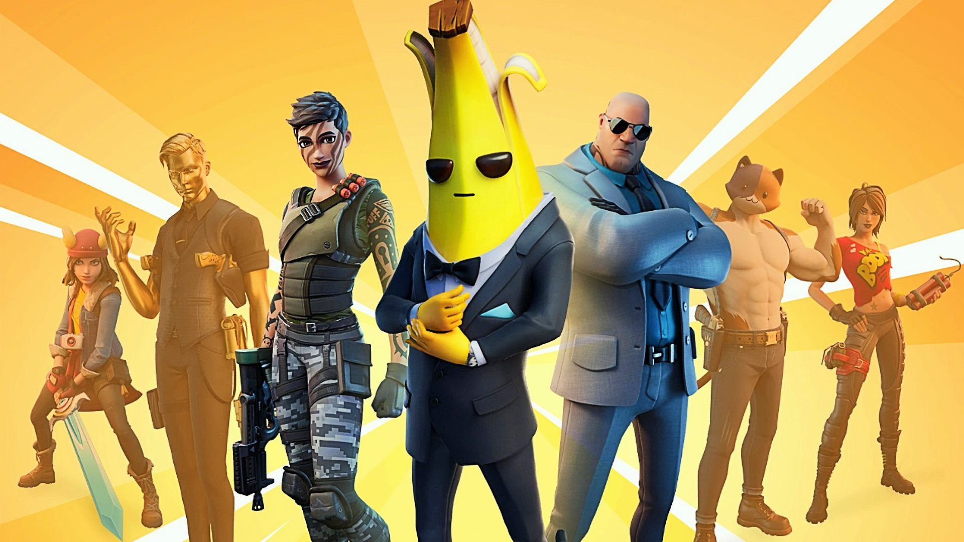 Fortnite Factions What S The Difference Between Ghost And Shadow Pcgamesn