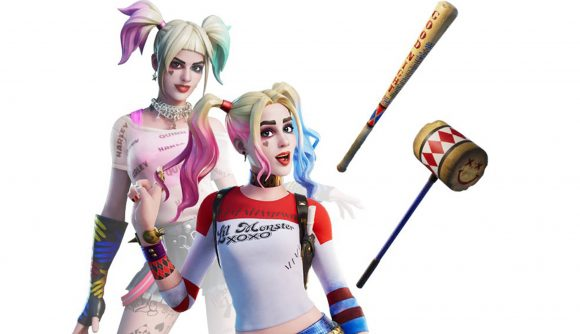 Fortnite's Harley Quinn skin is substantially less horny ...