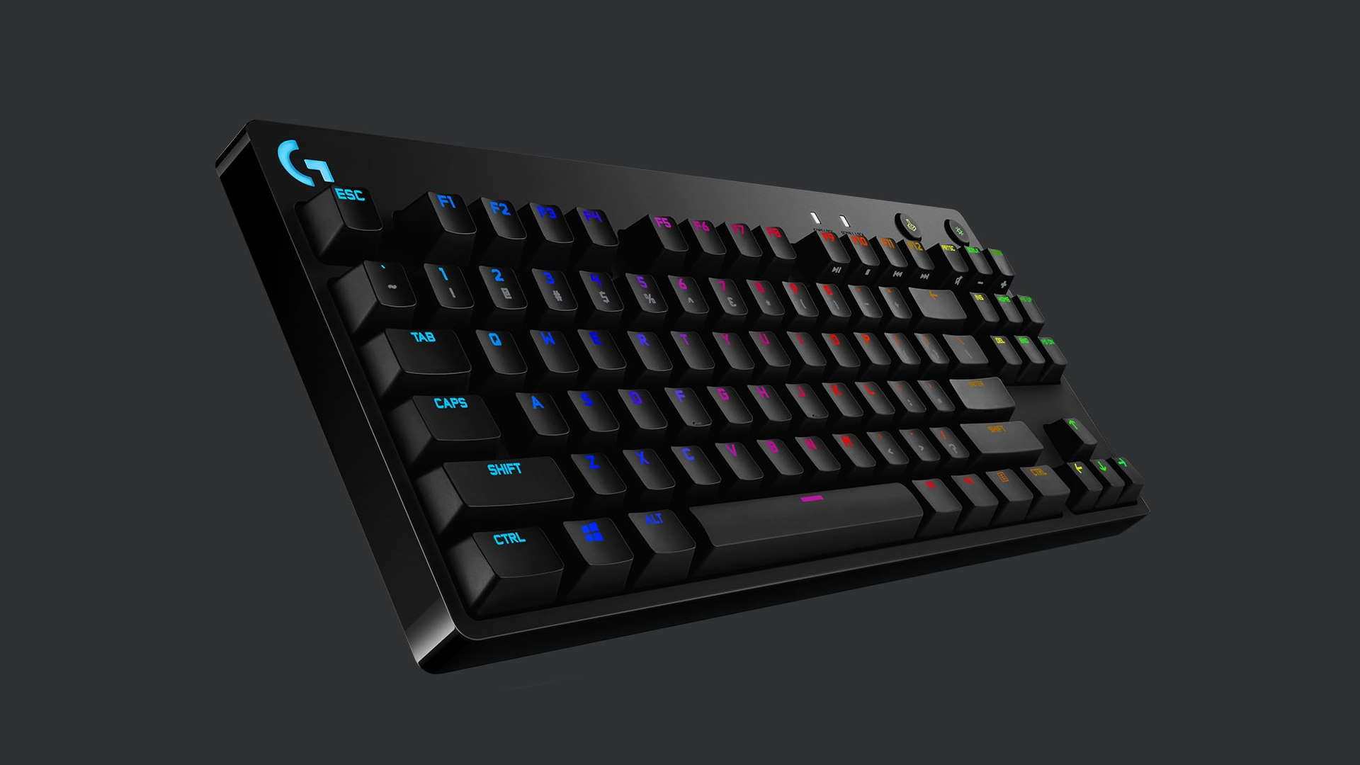 Logitech G Pro X gaming keyboard review – a compact board with a swollen price tag