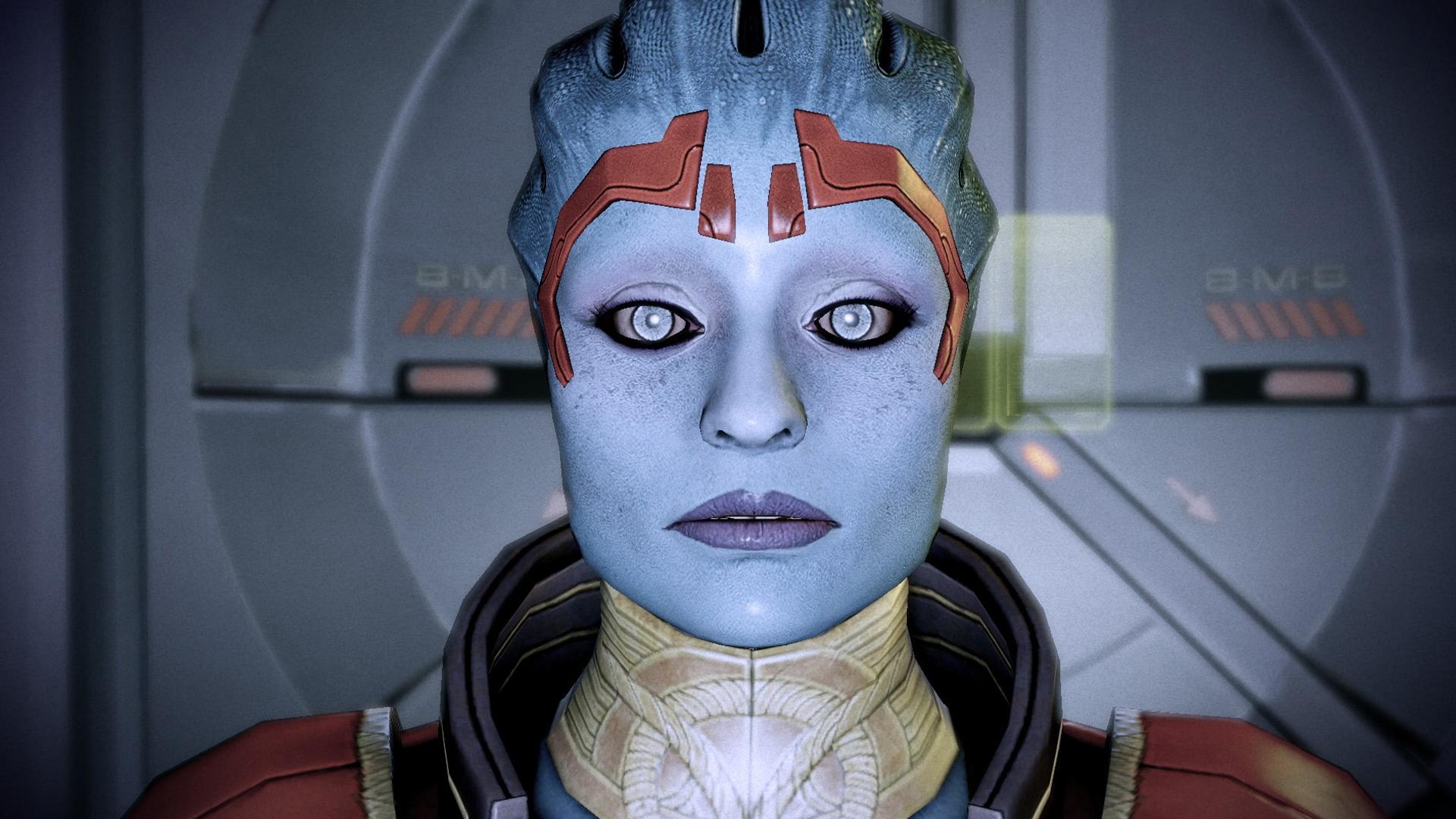 Billie Eilish's mom was in Mass Effect