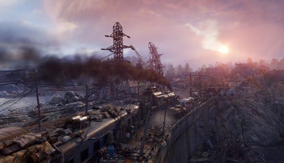 Metro Exodus теперь работает в Steam