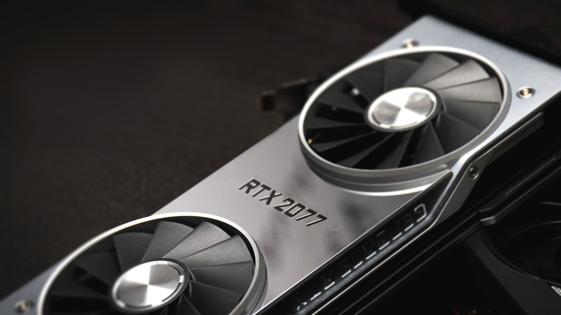 Nvidia RTX 2077? Official Cyberpunk 2077 graphics card confirmed