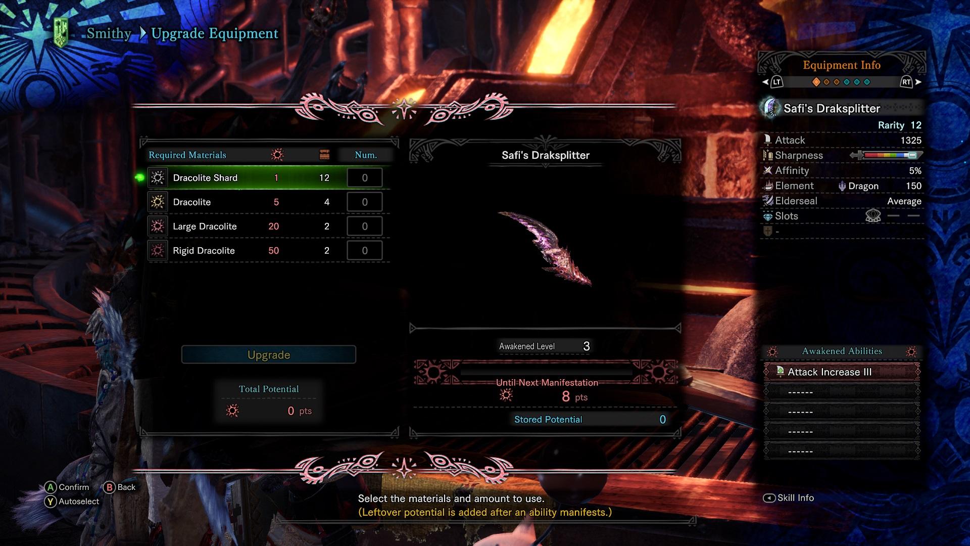 Monster Hunter World Safi Jiva Siege Guide Pcgamesn