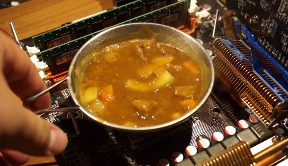 AMD CPU curry
