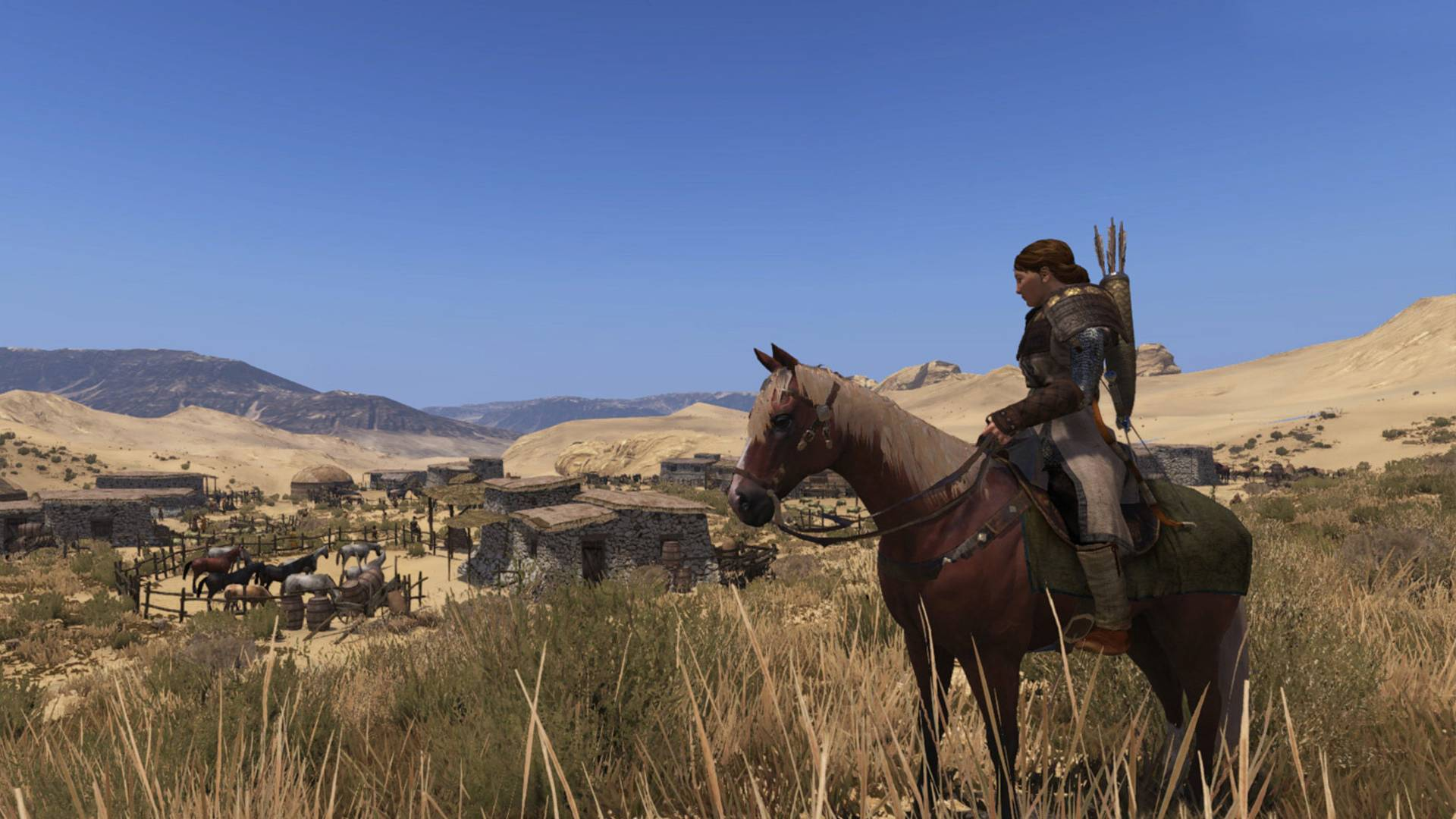 Mount & Blade II: Bannerlord caravans: how to get them up and running