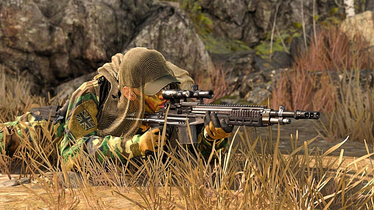 Best Sniper Warzone What Is The Best Sniper Rifle In Warzone Pcgamesn