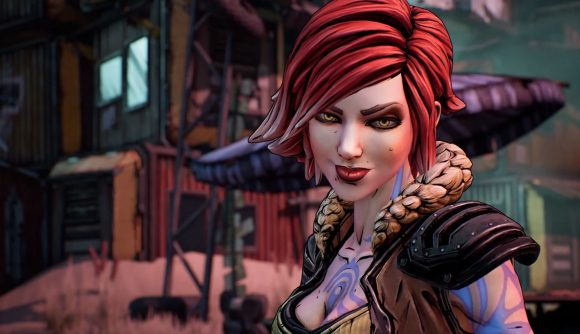 Borderland's bounty hunter Lilith