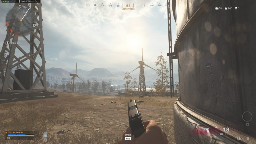 Call Of Duty Warzone Pc Performance Hit 60fps With Your
