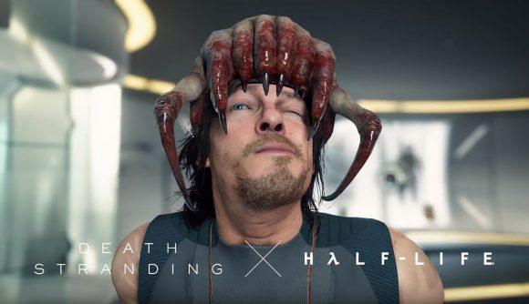 Death Stranding Half-Life