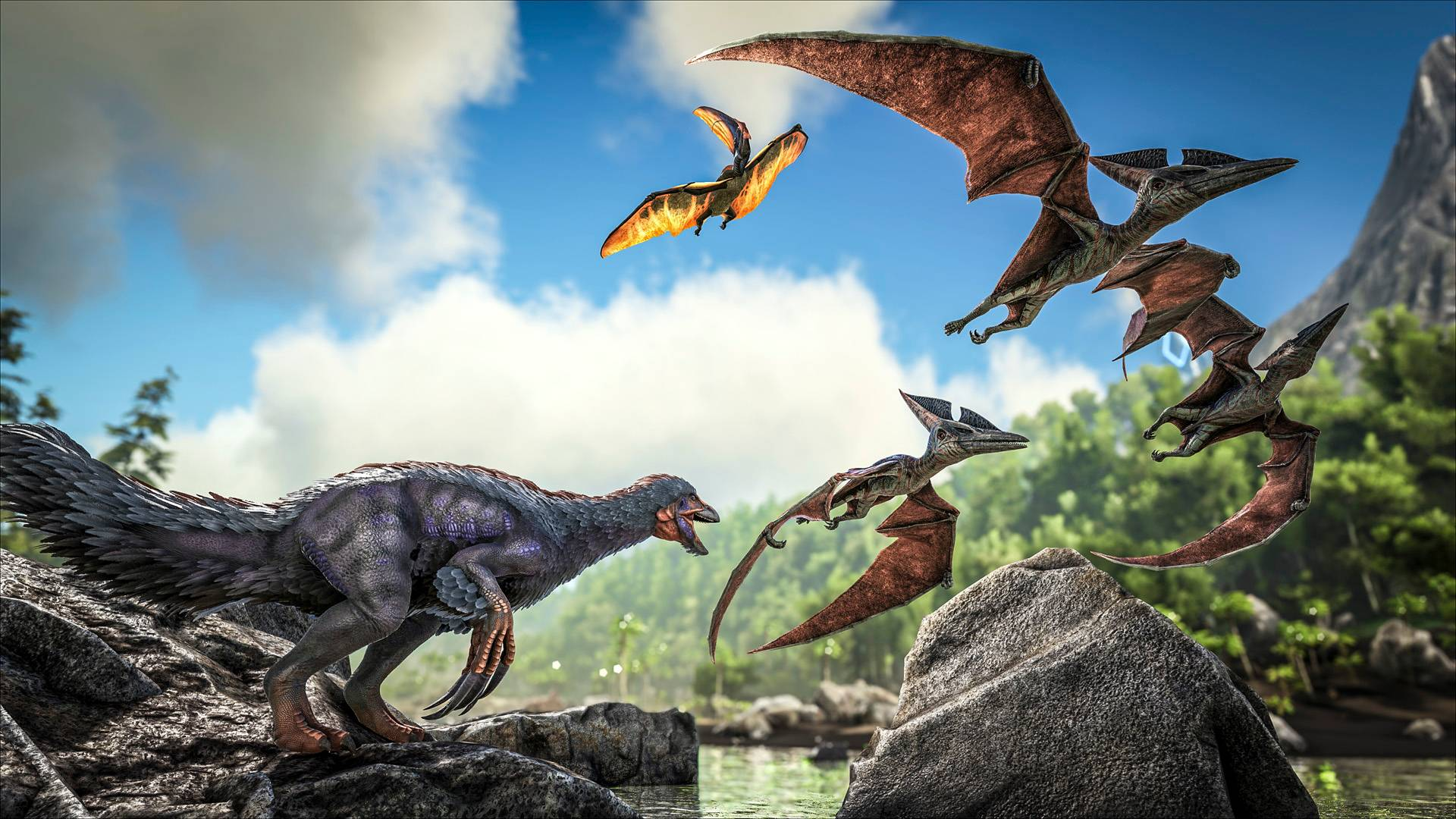 Ark: Survival Evolved devs are piloting a new community feature showing what players get up to