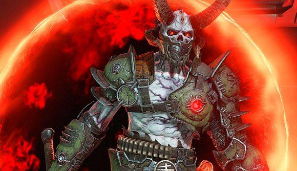 Slayer Gate Keys Doom Eternal