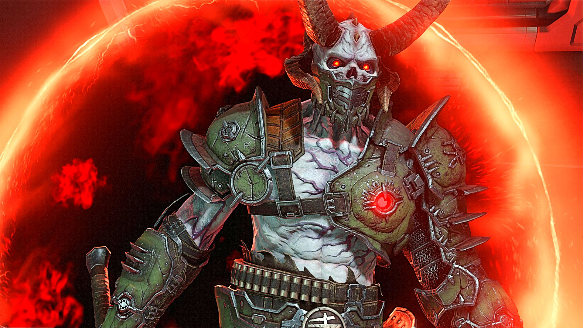 Id Responds To Doom Eternal Soundtrack Controversy Composer Won