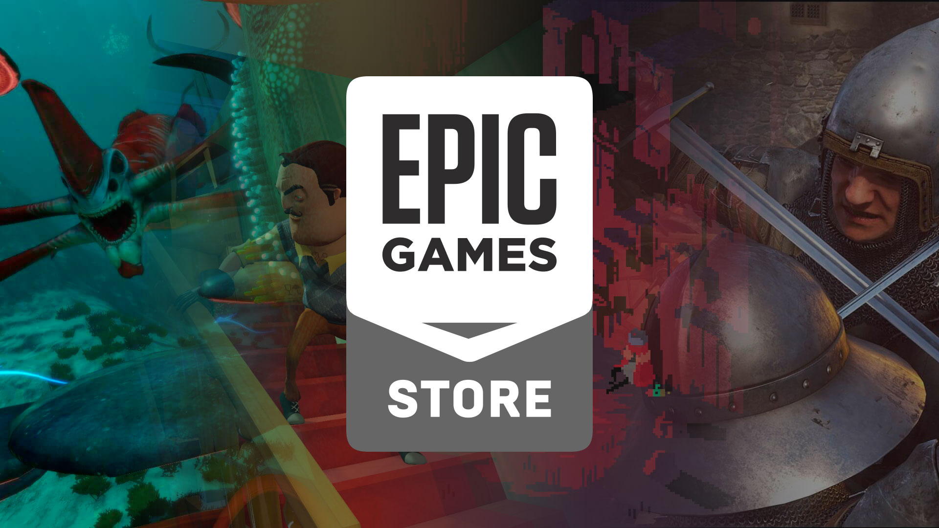 Epic's giving away three free games at once