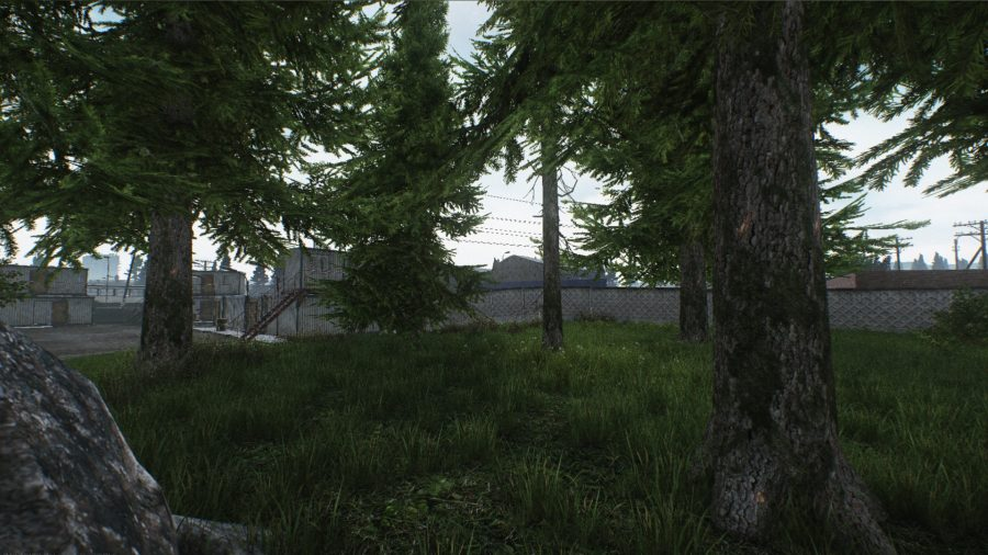 Escape From Tarkov Customs Map Guide All Extraction Points Pcgamesn