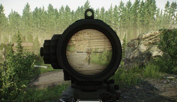Woods map boss