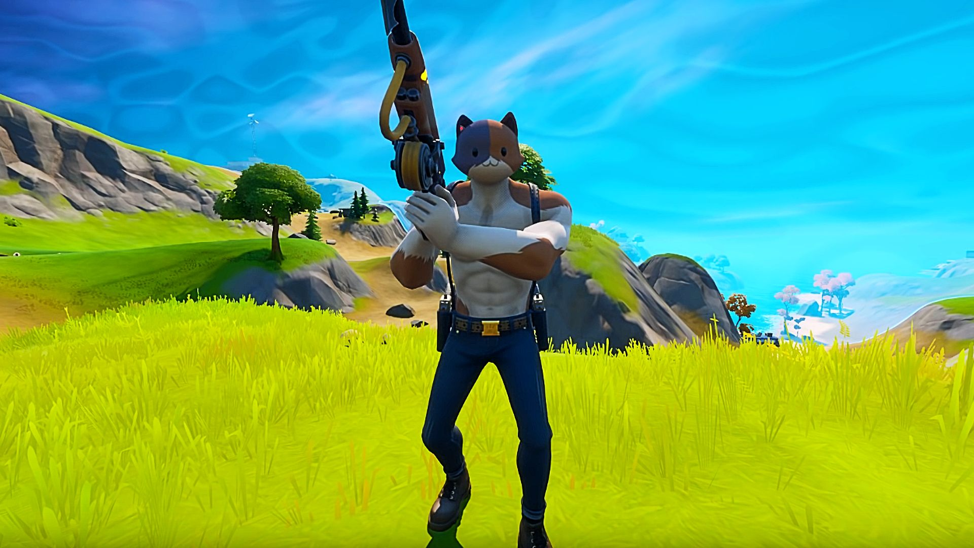 Fortnite Deliver Fish To Shadow Or Ghost Locations For The Final Meowscles Challenge Pcgamesn