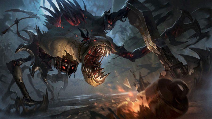 League of Legends Fiddlesticks Champion rework