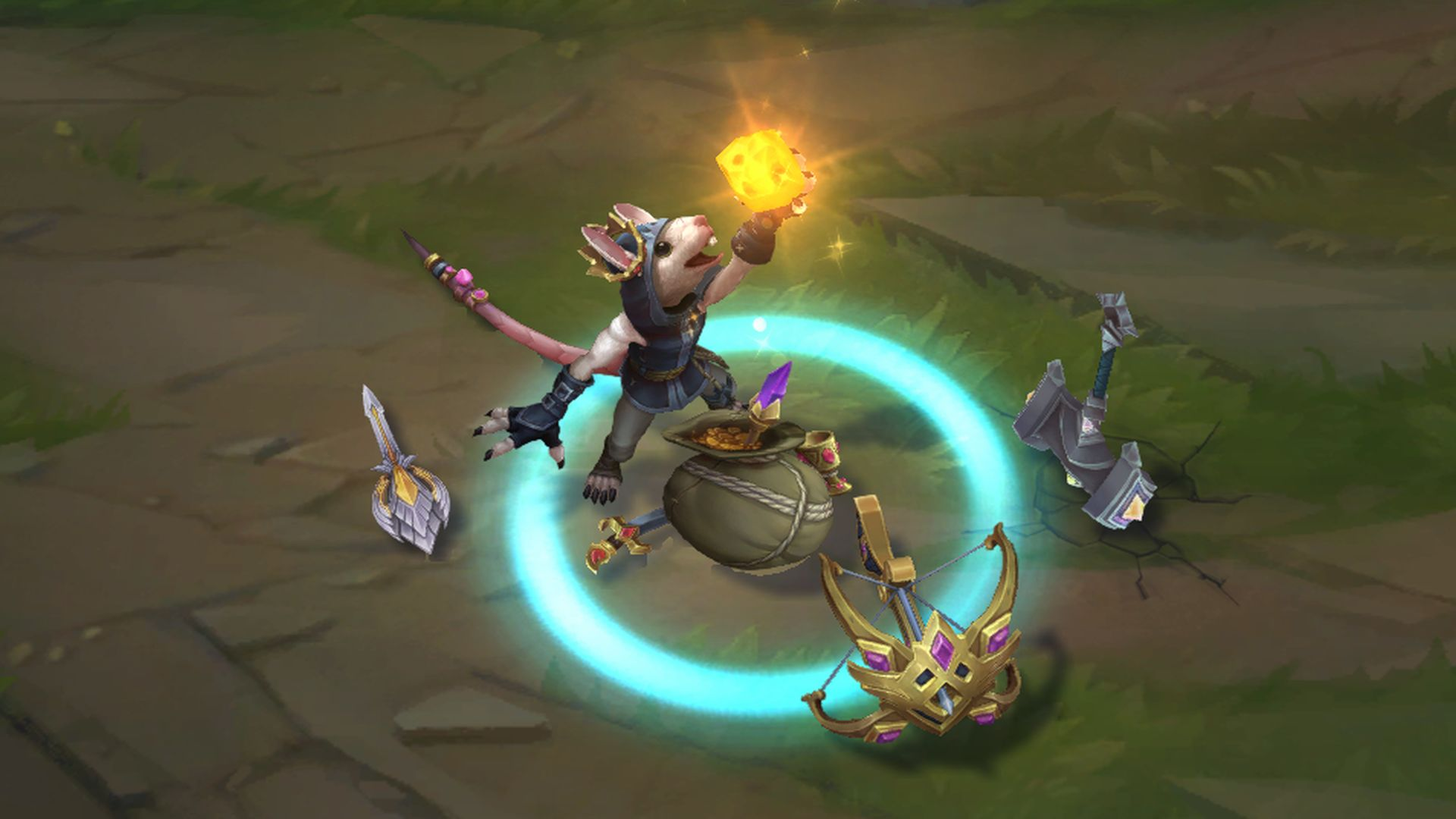 League Of Legends Patch 10 6 Notes One For All Returns Eight
