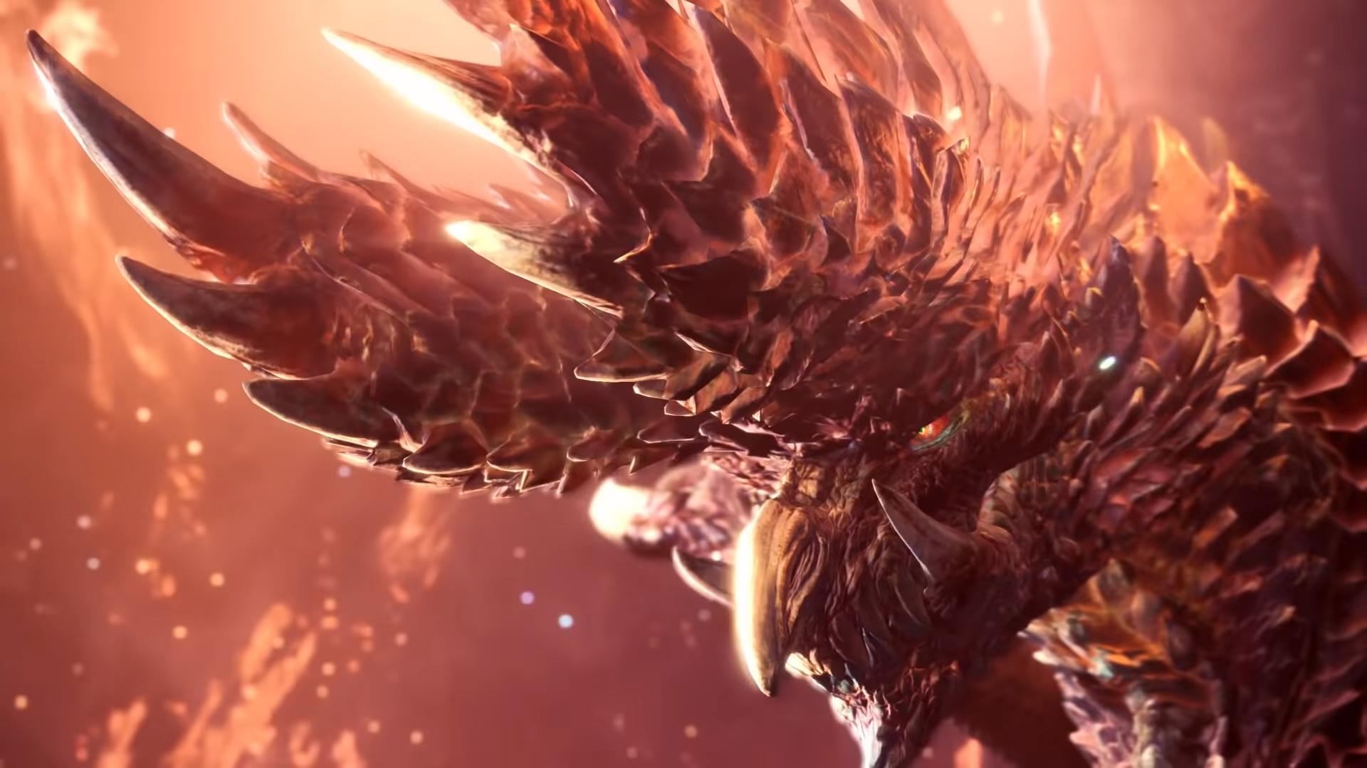Monster Hunter World Iceborne Will Add The Elder Dragon Alatreon
