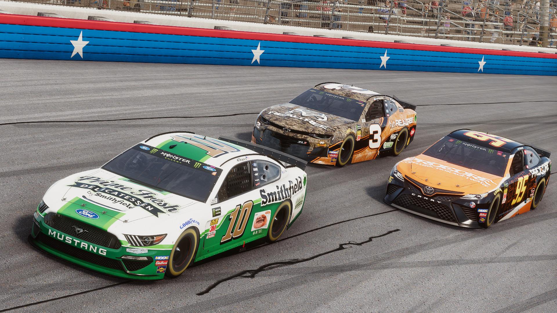Live-urheilun ollessa kesken, NASCAR saa naurettavia televisioarvosanoja