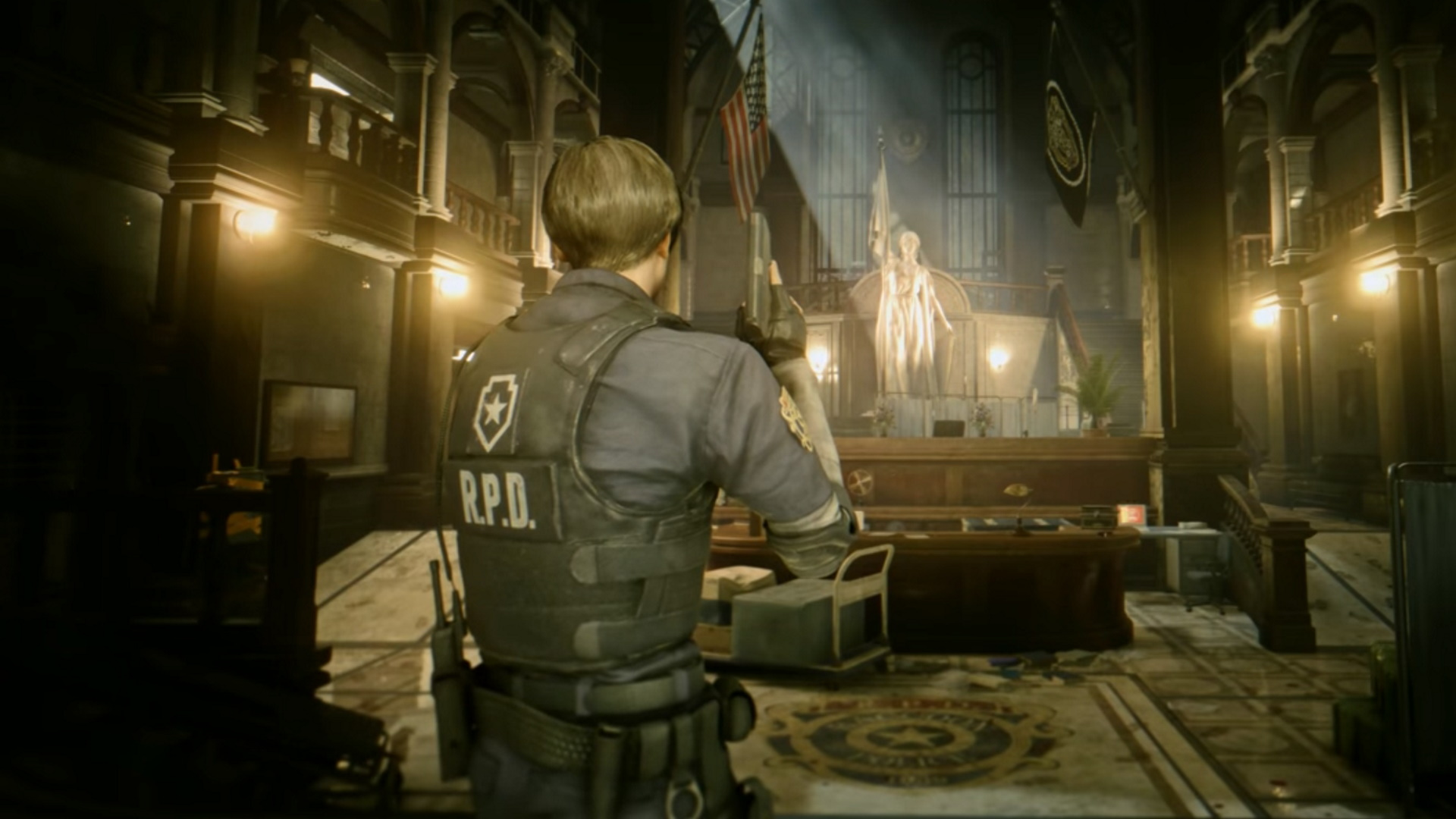 Resident Evil 2 gets a ray tracing mod ahead of Resident Evil 3's release