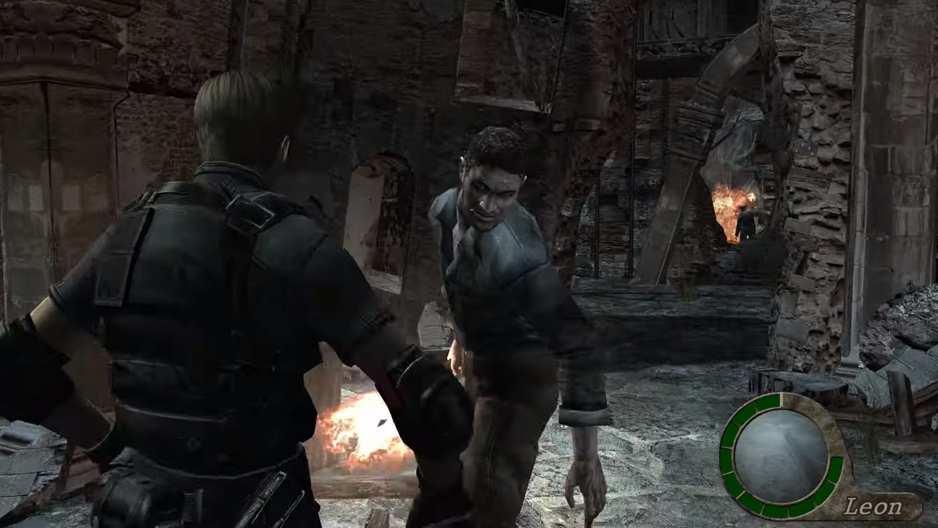 The Resident Evil 4 Hd Project Is Nearly Finished Pcgamesn