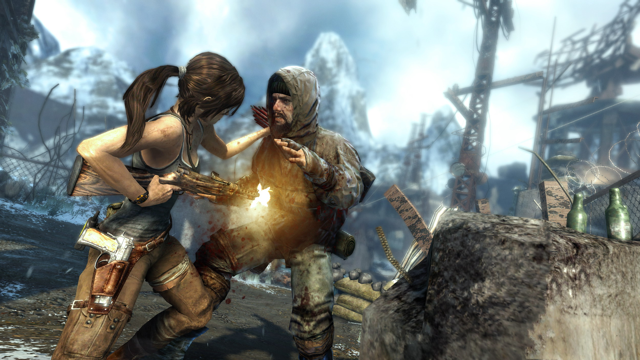 Free Games Fight The Quarantine Blues With Tomb Raider Child Of
