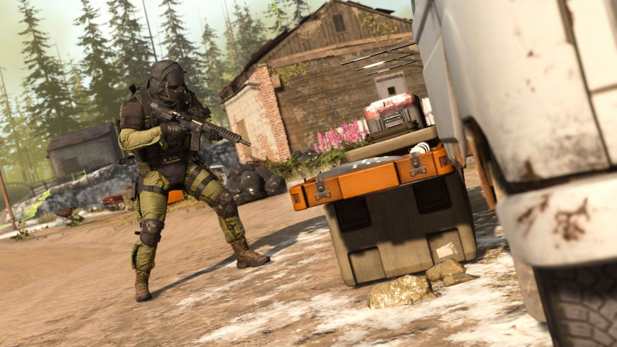 Call Of Duty Warzone May Be Adding A Purchasable Counter Uav At Buy Stations Pcgamesn