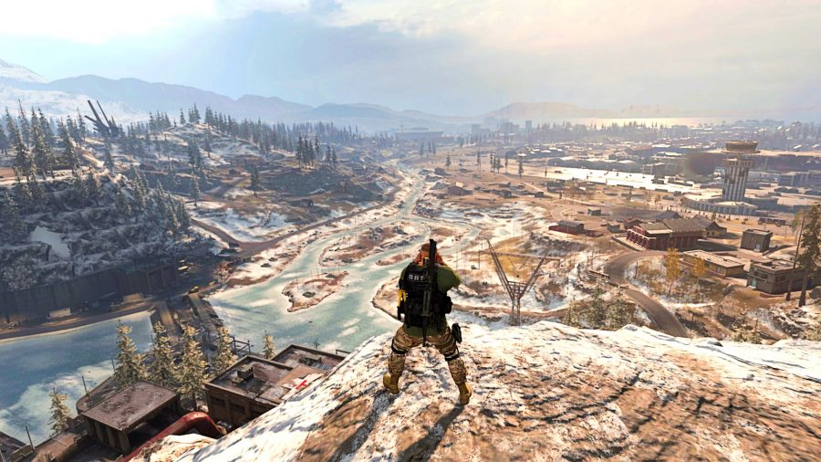 Call Of Duty Warzone Settings The Best Pc Settings To Use In The New Cod Battle Royale Pcgamesn