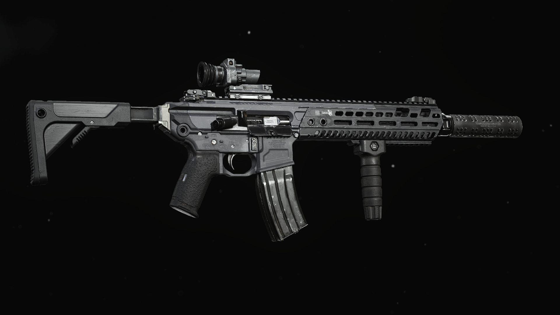 Best M13 Warzone setup