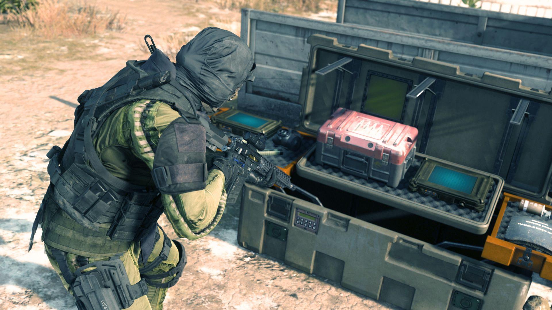 Best M4A1 loadout Warzone