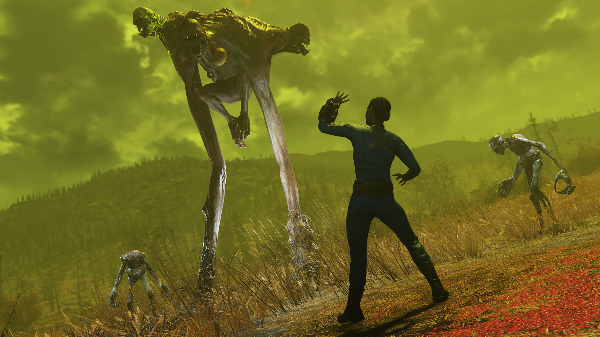 Fallout 76's Public Test Server is coming back, plus there's good news for base builders