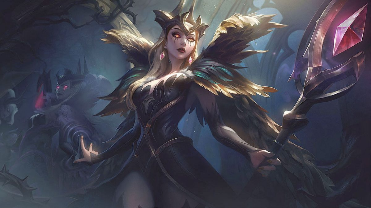 League Of Legends Patch 10 8 Notes Coven Skins And Senna