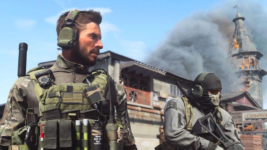 Modern Warfare Season 4