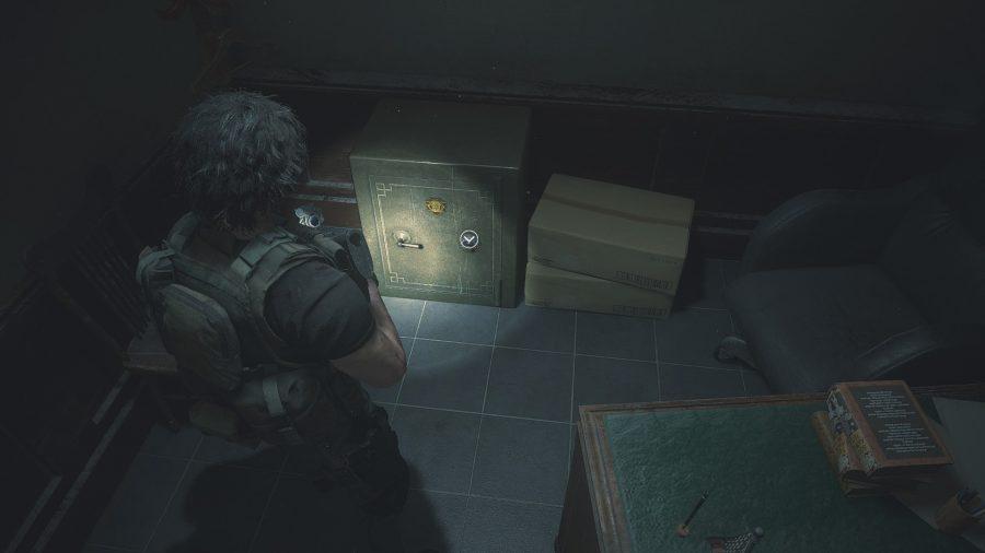 resident-evil-3-safe-code