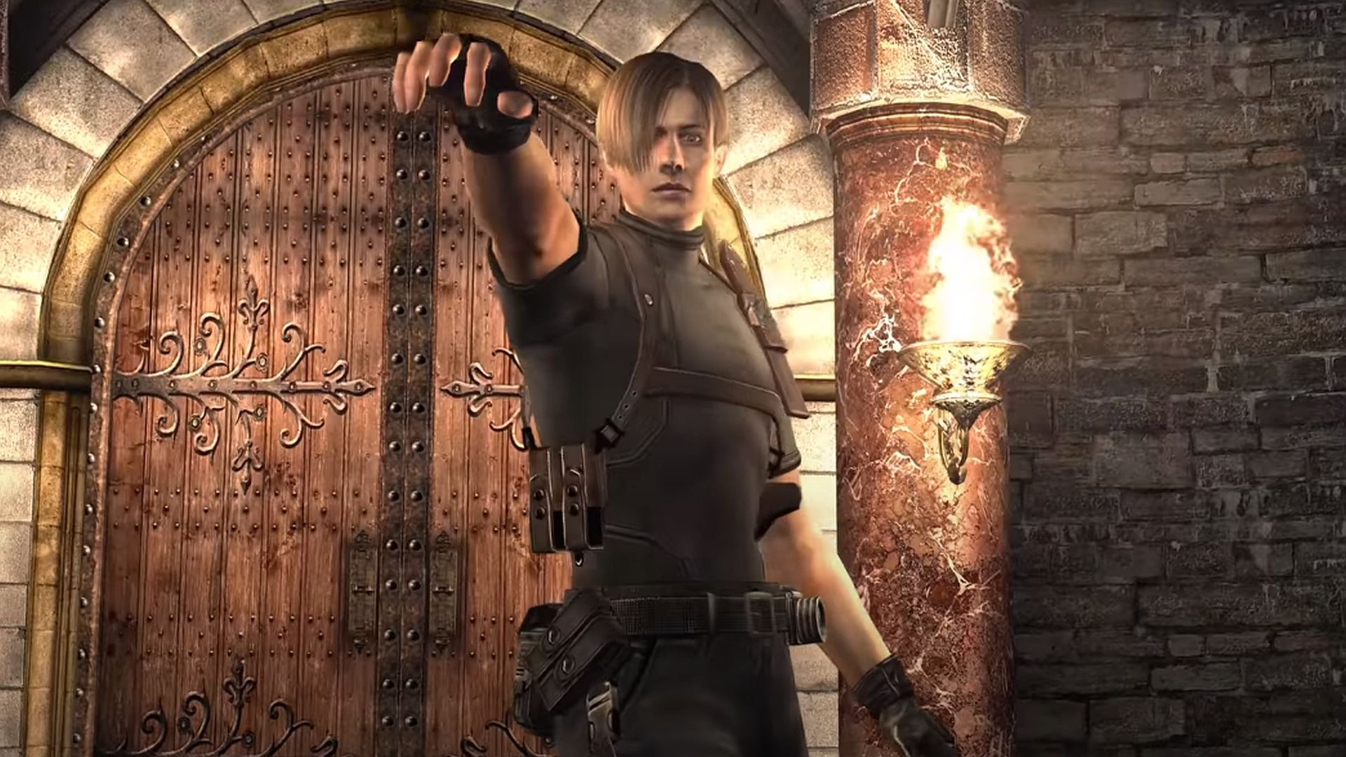 Forget About A Resident Evil 4 Remake The Fan Hd Remaster Is
